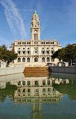 City Hall Of Porto