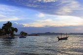 Wong Amat Beach Evening.