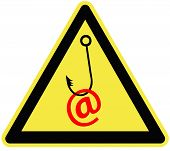 Caution email fraud