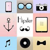 Hipster Design Set