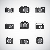 Different Camera Icons