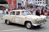L.U.C. Chopard Classic Weekend Rally 2013