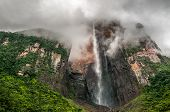 stock photo of canaima  - Angel Falls the world - JPG