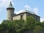 Kuneticka Hora castle, Pardubice, Czech Republic