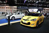 Onthaburi - November 28: Hyundai Velaster Car On Display At The 30Th Thailand International Motor Ex