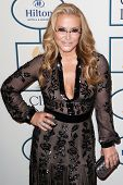 BEVERLY HILLS, CA. - JANUARY 25: Anastacia arrives at the Clive Davis and The Recording Academy annu