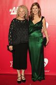 LOS ANGELES - JAN 24: Carole King, Louise Goffin at the 2014 MusiCares Person Of The Year event at t