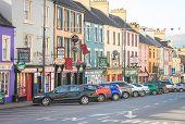 Kenmare Main Street, Ireland