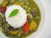 Bowl of Green Curry