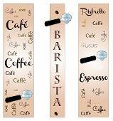 Banner accessory barista