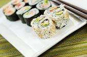 Fresh Sushi California Roll