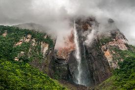 image of canaima  - Angel Falls the world - JPG