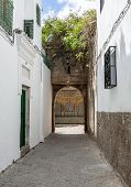 image of asilah  - in northern Morocco there is a beautiful town called Tangier - JPG