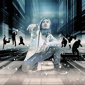 Dancer On The Dance Floor