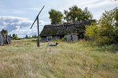 Abandoned Grange