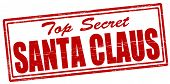 Top Secret Santa Claus