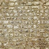 Old brick wall. Seamless texture