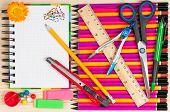 Bright Writing-materials