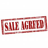 Sale Agreed-stamp