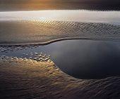 Sunlight on the Tidal Flats