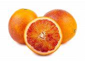 Ripe Blood Red Orange