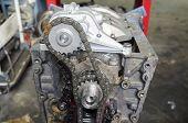 Restoration of automobile engine