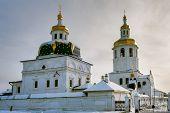 Abalak. Svyato-Znamensky Abalak man's monastery