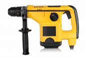 Professional Rotary Hammer With A Drill