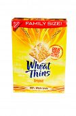 Hayward, CA - July 24, 2014: 16oz packet of Nabisco brand Wheat Thins Original flavor 100% whole gra