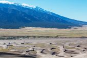 Great Sand Dunes National Park, Colorado,USA
