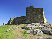 ������, ������: Enisala fortress