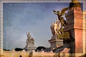 pic of altar  - National monument to Vittorio Emanuele II  - JPG