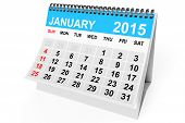 Calendar January 2015