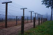 Barb Wire In Wwii On The Border