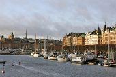 Stockholm - Harbor