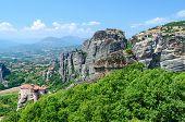 Greece, Meteors
