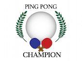 Ping Pong Champion Poster