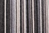 Striped Knitting Woolen Texture For Background