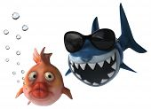 picture of foodchain  - Fun shark - JPG