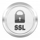ssl metallic icon