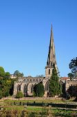 Parish Church of Saint Oswald, Ashbourne