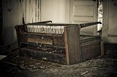 Damaged Piano