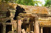 Temple Deterioration