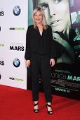 LOS ANGELES - MAR 12:  Joey Lauren Adams arrives to the
