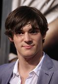 LOS ANGELES - SEP 12:  RJ Mitte arrives to the