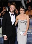 LOS ANGELES - NOV 11:  Nikki Reed & Paul McDonald arrives to the
