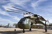 Sikorsky Ch-54A Tarhe Skycrane