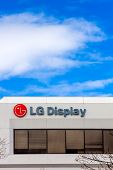 Lg Display Headquartes In Silicon Valley