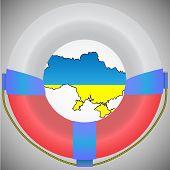 Постер, плакат: Peace Ukraine
