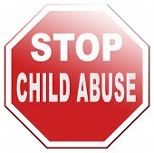 pic of stop bully  - stop child abuse neglection and violence toward children no physical and psychological harassment they need protection - JPG